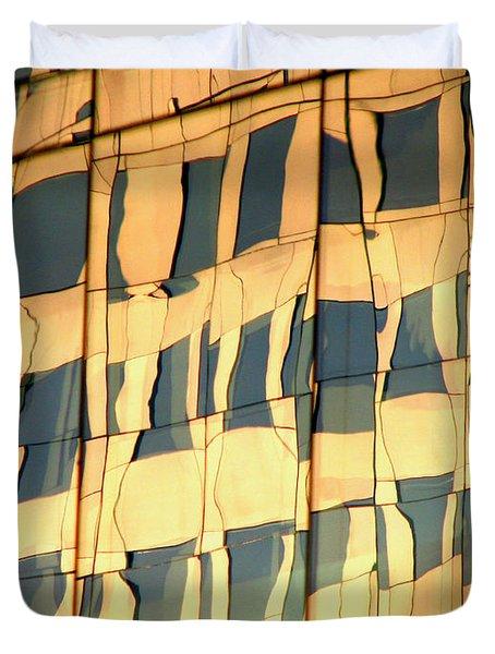 Santiago Reflection II Duvet Cover