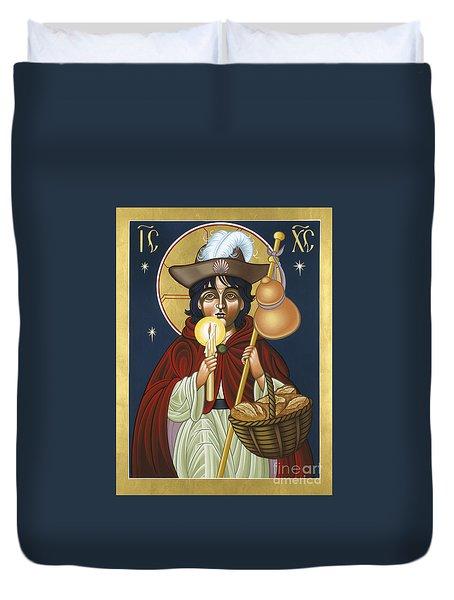 Santo Nino De Atocha 133 Duvet Cover by William Hart McNichols
