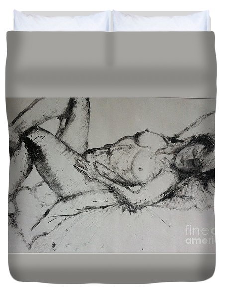 Sarah Sleeping Duvet Cover