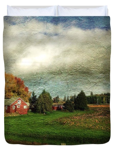 Sauvie Island Farm Duvet Cover