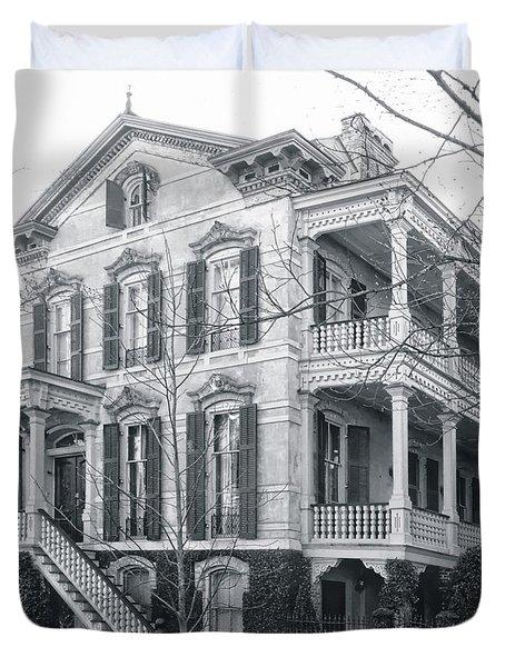 Savannah Piazzas Duvet Cover
