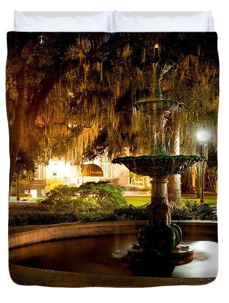Savannah Romance Duvet Cover