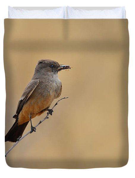 Say's Phoebe Duvet Cover by Tony Beck