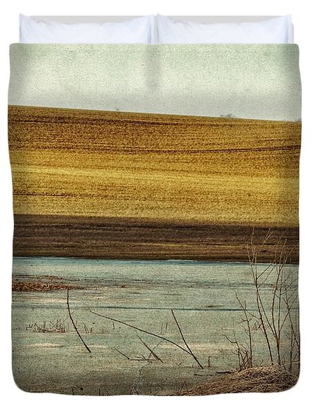 Scarecrow's Realm Duvet Cover