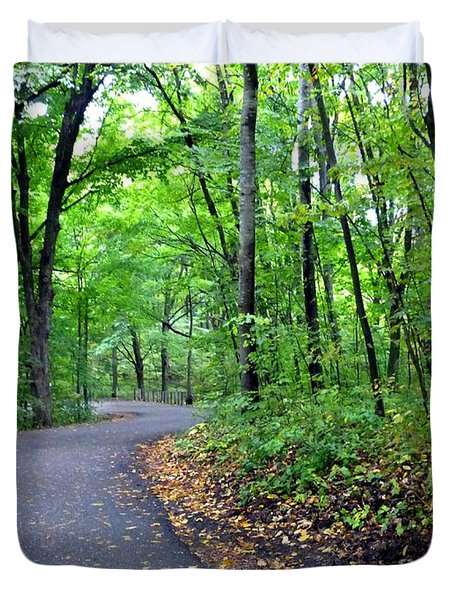 Scenic Minnesota 12 Duvet Cover