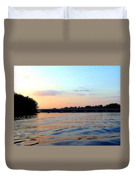 Scenic Minnesota 3 Duvet Cover
