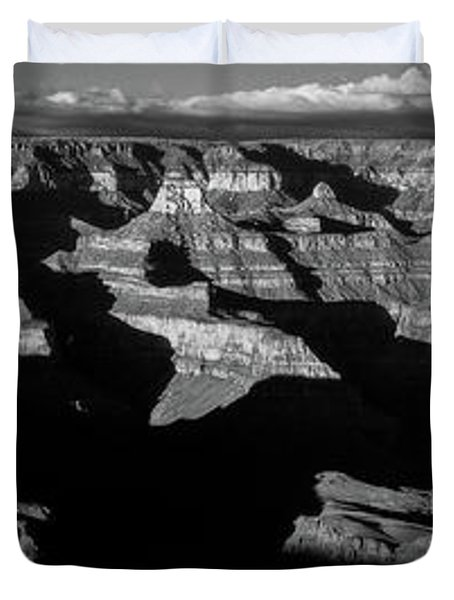 Scenic View Of Grand Canyon, Grand Duvet Cover