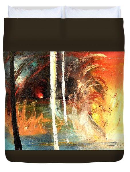 Scheherazade  Duvet Cover
