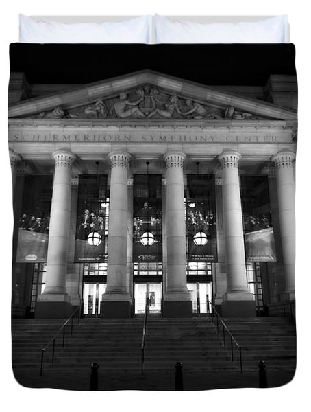 Schermerhorn Symphony Center In Nashville Duvet Cover by Dan Sproul