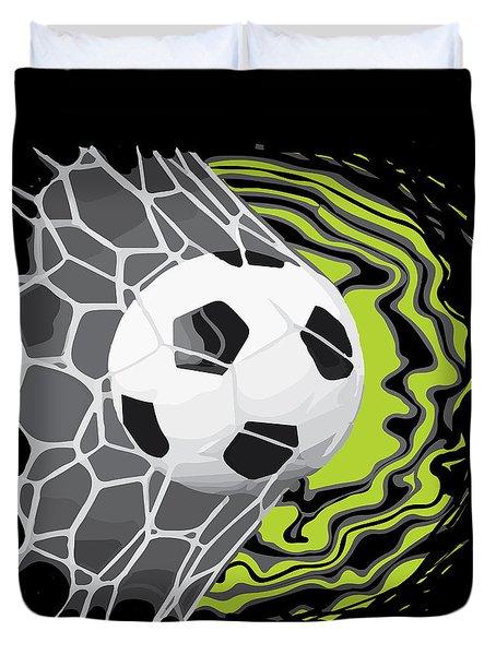 Score Duvet Cover