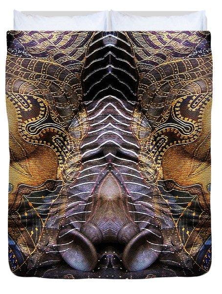 Sculpture 1 Duvet Cover