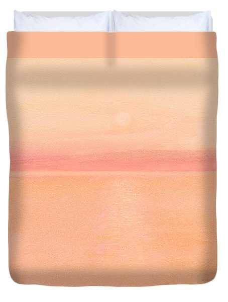 Sea Horizon Duvet Cover