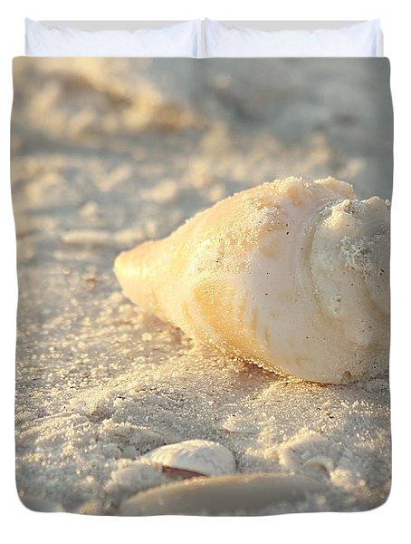 Sea Shells Duvet Cover
