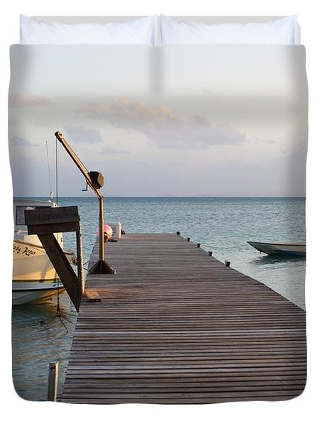 Sea Trance Duvet Cover by Eric Glaser