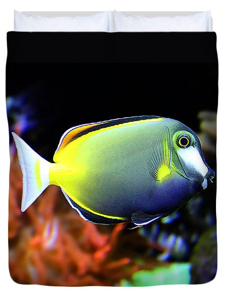 Sea World Duvet Cover