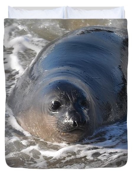 Seal In The Wash Duvet Cover