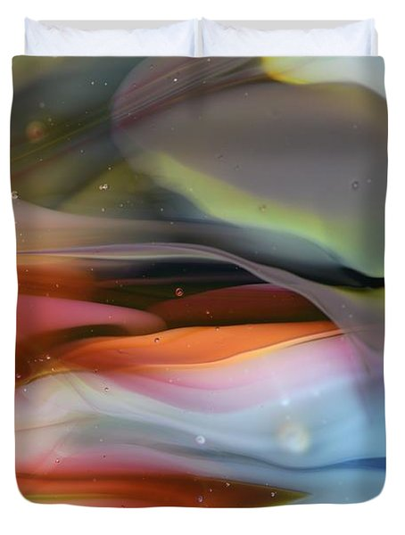 Sea...or Sky? Duvet Cover