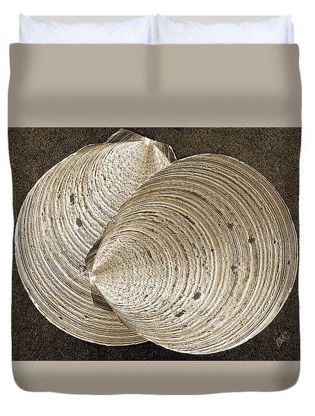 Seashells Spectacular No 11 Duvet Cover
