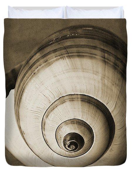Seashells Spectacular No 25 Duvet Cover