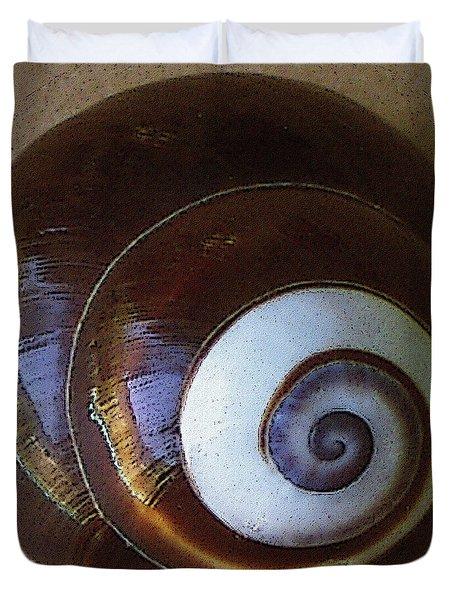 Seashells Spectacular No 26 Duvet Cover