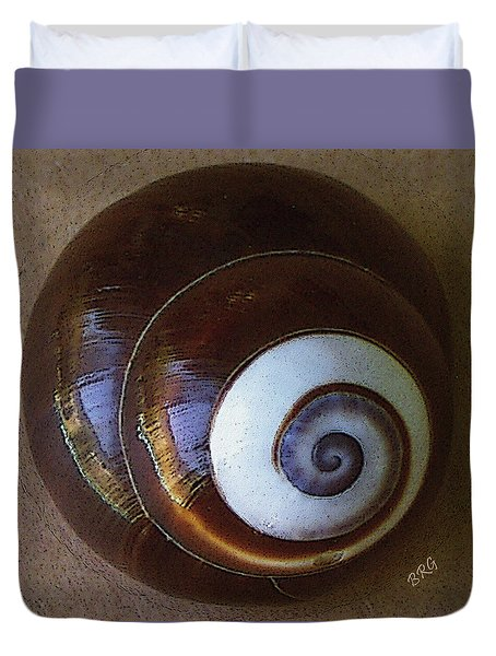 Seashells Spectacular No 26 Duvet Cover