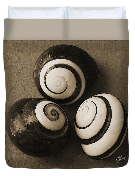 Seashells Spectacular No 28 Duvet Cover