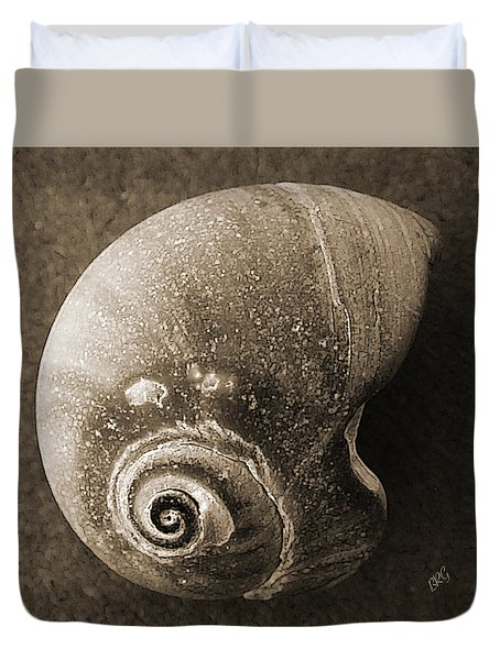 Seashells Spectacular No 31 Duvet Cover by Ben and Raisa Gertsberg