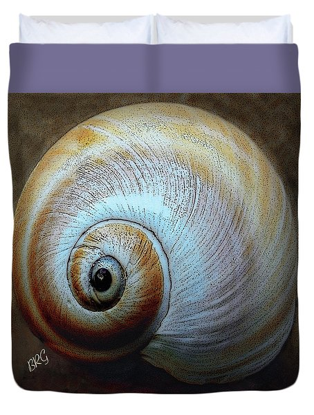 Seashells Spectacular No 36 Duvet Cover