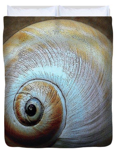 Seashells Spectacular No 36 Duvet Cover