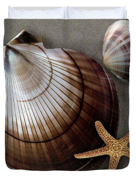 Seashells Spectacular No 38 Duvet Cover