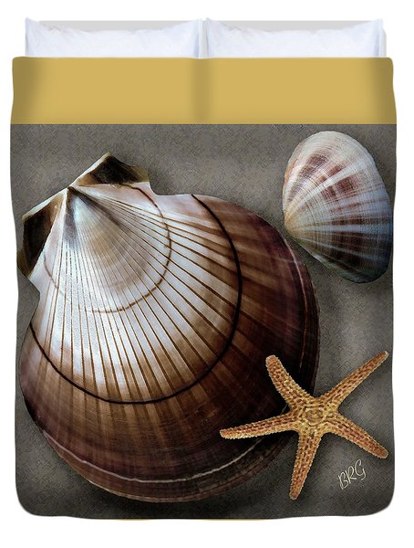 Seashells Spectacular No 38 Duvet Cover