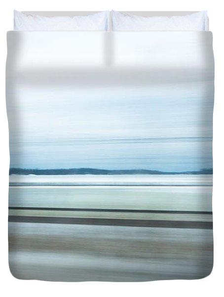 Seashore Expressions Duvet Cover