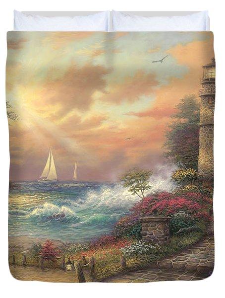 Seaside Dream Duvet Cover