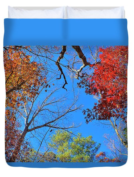 Seasons Duvet Cover
