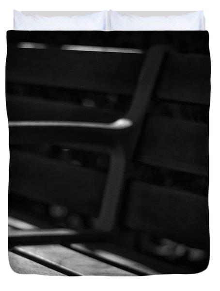Seat Of Memories Duvet Cover