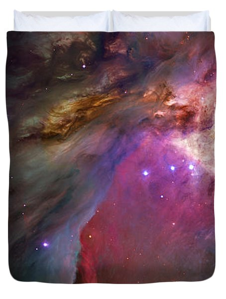 Secrets Of Orion II Duvet Cover