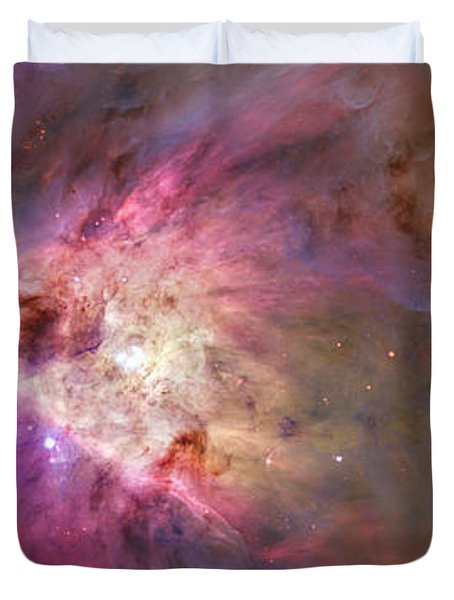 Secrets Of Orion Duvet Cover
