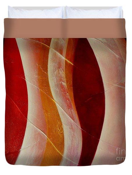 Sun Rise Duvet Cover