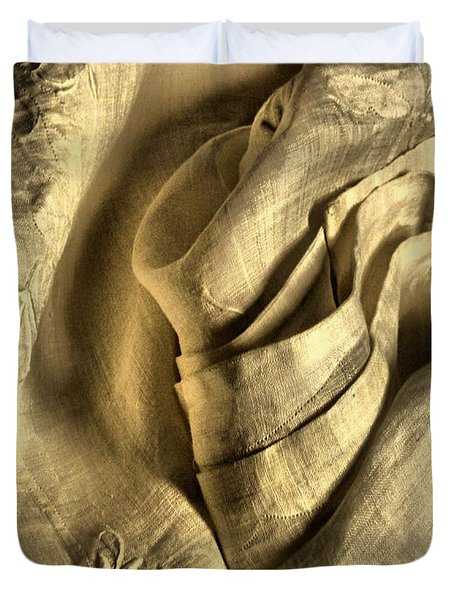 Seductive Duvet Cover by Lauren Leigh Hunter Fine Art Photography