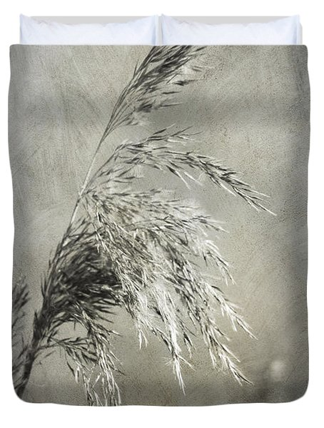 Seeded Grass Duvet Cover