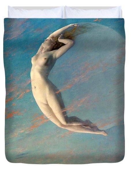 Selene Duvet Cover