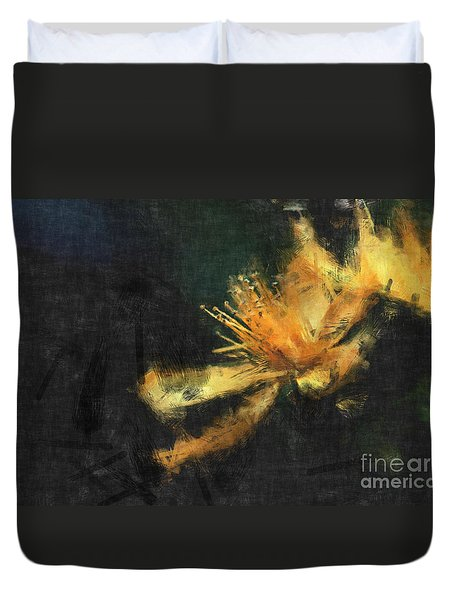 Sensitivity Duvet Cover by Aimelle