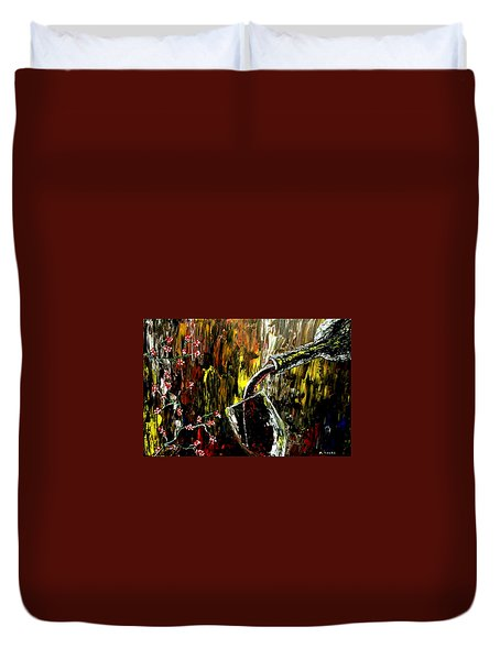Sensual Moments Duvet Cover by Mark Moore
