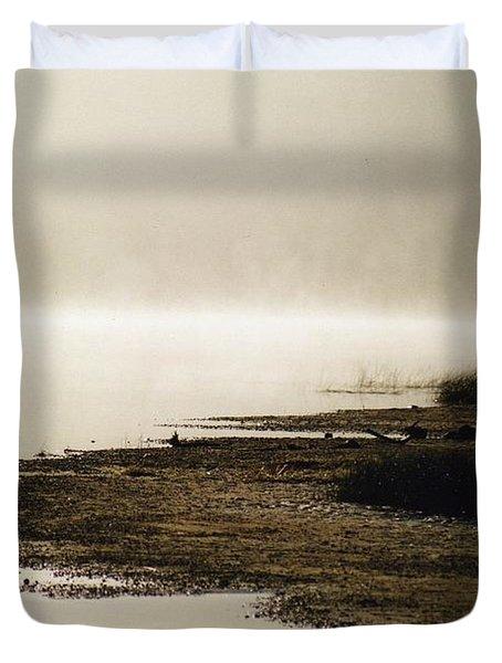 September Morning Duvet Cover