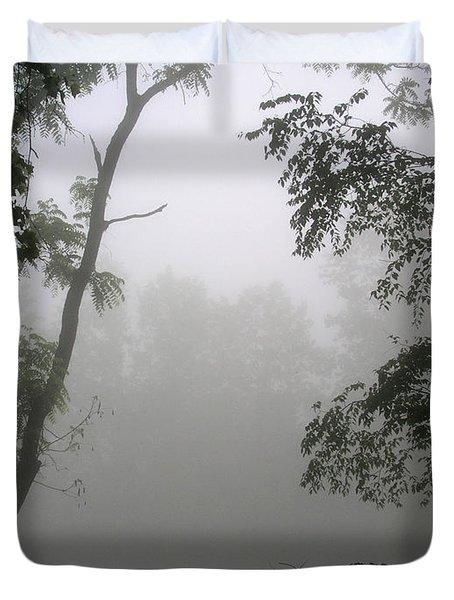 Serenity Duvet Cover by Craig T Burgwardt