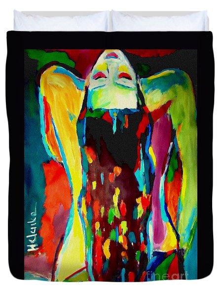 Serenity Duvet Cover by Helena Wierzbicki