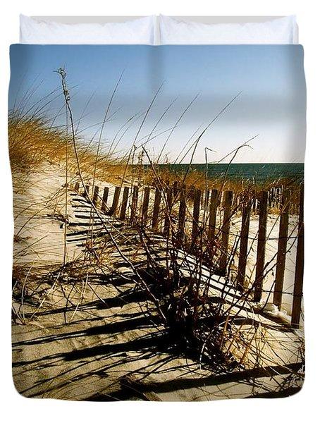 Dune Duvet Cover