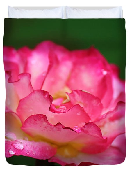 Shades Of Pink Duvet Cover