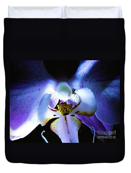Shadow Dance Duvet Cover by Robyn King