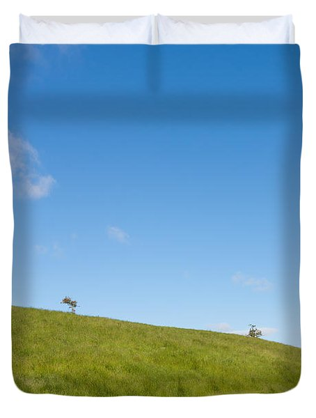 Shapes Of Nature Part Three Duvet Cover by Semmick Photo